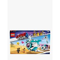 LEGO THE LEGO MOVIE 2 70830 Sweet Mayhem's Systar Starship
