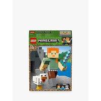 LEGO Minecraft 21149 Alex & Chicken