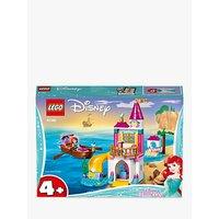 Image of LEGO Disney Princess 41160 Ariel's Seaside Castle