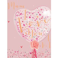 Belly Button Designs Love You Lots Mother's Day Card