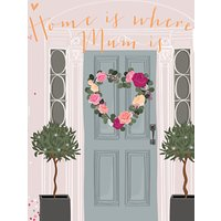 Belly Button Designs Home Mother's Day Card