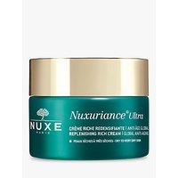 NUXE Nuxuriance Ultra Replenishing Anti-Ageing Rich Cream, 50ml