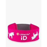 LittleLife Unicorn ID Strap, Pink