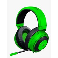 Razer Kraken Tournament Edition Gaming Headset, Green/Black
