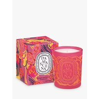 Diptyque Damascena Scented Candle,70g