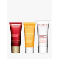Clarins Pamper Your Skin Collection Skincare Gift Set