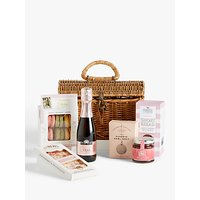 John Lewis & Partners Afternoon Tea Treats Hamper