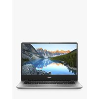 "Dell Inspiron 14 5480 laptop, Intel Core i7 Processor, 8GB RAM, 1TB HDD + 128GB SSD, 14"" Full HD, Silver Chrome"