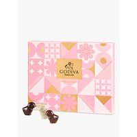 Godiva Assorted Chocolates Spring Gift Box, 20 Pieces, 265g