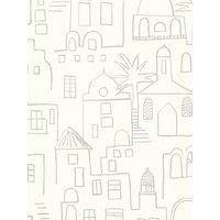 Villa Nova Teeny Santorini Wallpaper