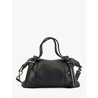 Ted Baker Olmia Leather Small Tote Bag, Black