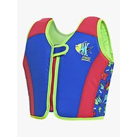 Zoggs Sea Saw Swimsure Jacket, Blue