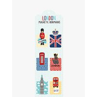 Abrams & Chronicle Books London Magnetic Bookmarks