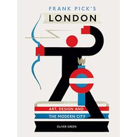 Abrams & Chronicle Books Frank Picks London Book