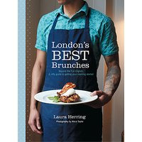 Abrams & Chronicle Books London Best Brunches Book