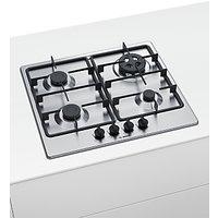 Bosch PGH6B5B60 58cm Gas Hob, Grey