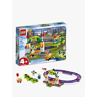 Image of LEGO Toy Story 4 10771 Carnival Thrill Coaster