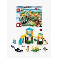 LEGO Toy Story 4 10768 Buzz and Bo Peeps Playground Adventure