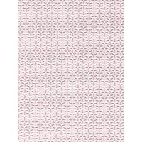 Domotex Flying Herons Print Fabric, Pink