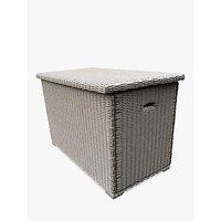 LG Outdoor Saigon Cushion Storage Box, Natural
