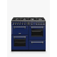Stoves Richmond Deluxe S1000G 100cm Gas Range Cooker, A+/A Energy Rating,