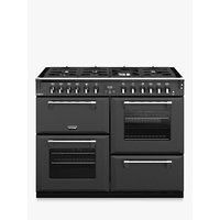 Stoves Richmond Deluxe S1100DF Dual Fuel Range Cooker with Zeus Bluetooth Connected Timer