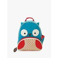 Skip Hop Zoo Owl Children's Backpack