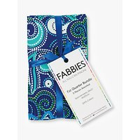 Fabric Editions Carnival Fat Quarter Fabrics, Pack of 5, Blue