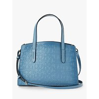 Coach Charlie 28 Leather Carryall Tote Bag