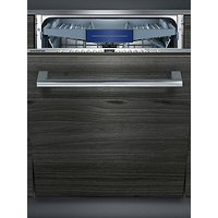 Siemens SN736X19ME Integrated Dishwasher, A++ Energy Rating, Stainless Steel