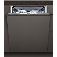 Neff S723M60X1G Integrated Dishwasher, A++ Energy Rating, Stainless Steel