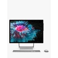 Microsoft Surface Studio 2, Intel Core i7, 2TB SSD, 32GB RAM, 28 PixelSense Display, Platinum