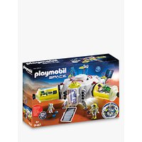 Playmobil Space 9487 Mars Space Station