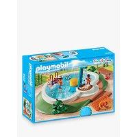 Playmobil Family Fun 9422 Swimming Pool
