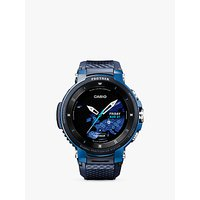 Casio Men's ProTrek Resin Strap Smartwatch