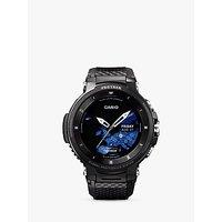 Casio Men's ProTrek Resin Strap Smartwatch