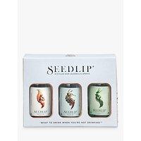 Seedlip Alcohol Free Trio Gift Box, 3 x 20cl