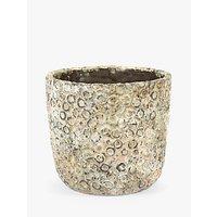 Serax Round Circles Pot, Medium