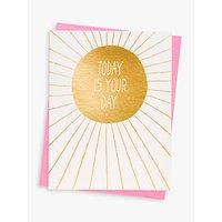 Nineteen Seventy Three Your Day Card