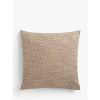 John Lewis & Partners Boucle Weave Cushion