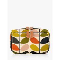 Orla Kiely Stem Print Medium Wash Bag, Multi