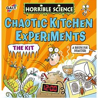 Horrible Science Chaotic Kitchen Experiments