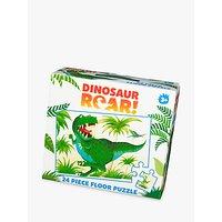 Dinosaur Roar Children's Floor Jigsaw Puzzle, 24 Pieces