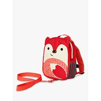 Skip Hop Zoo Let Fox Children's Backpack, Red