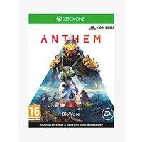 Anthem, Xbox One