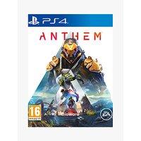 Anthem, PS4