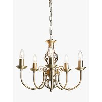 John Lewis and Partners Malik Chandelier Ceiling Light