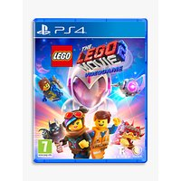 The Lego Movie 2 Videogame, PS4