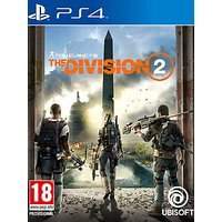 Tom Clancy's The Division 2, PS4