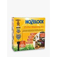 Hozelock Automatic 25 Garden Plant Pot Watering Kit